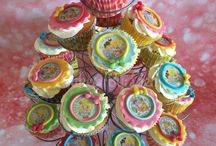 Cupcakes / All sorts of delicious cupcakes I've made.