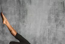 Yoga/weights
