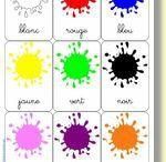 activité couleurs
