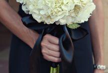 A Hydrangea Wedding