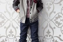 Smart casual sporty look for kids