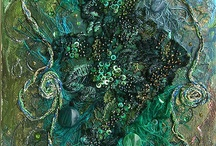 Art - Teal / Mint / Turquoise