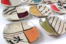 ceramic art / by Julia Broughton