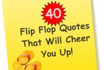 flip-flops / by Paula Loveless