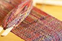 Weaving / Interesting tutorials, images, and inspiration for weaving. Specifically rigid heddle weaving.