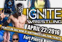 IGNITE Wrestling April 22, 2016
