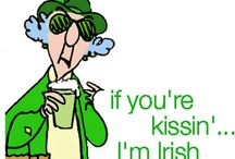 St. Paddy's Day / Cards, Decor & all things Irish ;)