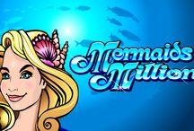 Mermaids Millions / Questa slot, disponibile anche su Voglia di Vincere Mobile è da sempre uno dei classici del casinò online. Belle sirene e tritoni aprono la via per conquistare perle e gemme preziose, celate negli abissi dell'oceano. Mermaids Millions è senz'altro una slot da provare!