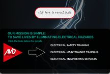 AVO Training, MENA Region / For over 50 years, AVO has provided Hands-on, Industry Leading Electrical Safety & Maintenance Training Courses & Certifications to all different types of industries, across the world.