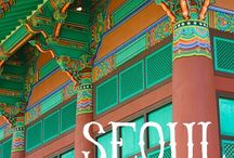 Colorful Seoul / by Gina Ocampo