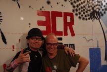 Radio station @ 3CR
