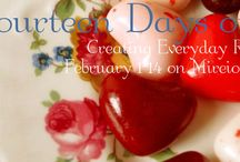 Creating Everyday Romance / Finding the romance in every day. Give a little love to those you love.  / by Wende Larsen