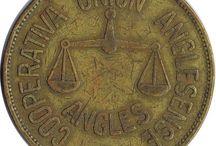 Monedas Guerra Civil