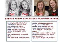 #FindSydandDani / Missing sisters