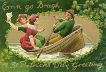 Vintage Saint Patrick's Day Cards