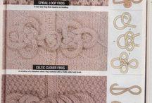 stricken und häckeln