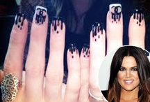 Celebrity Nail Art Designs / You'll love them and their nails!