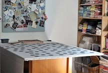 Creative Space: Beth's Side / Ideas & inspiration for Beth's Side of the Basement!