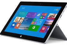 Tablet / Although tablets are capable of running work applications they are mainly useful for entertainment on the go.