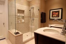 Master Bath Reno Ideas / by Molly McCarthy