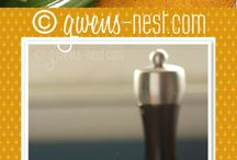 Gwen's Nest Easy Favorite Recipes / So, these aren't so healthy...some are even downright naughty, but they're my VERY favorite and most requested recipes. There are my go to recipes for kid snacks, and my most requested recipes for special occasions.