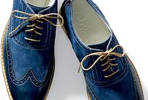 Wedding Shoes for Him / http://www.savethedates.ca/