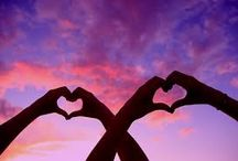 Hand hearts!