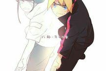 Naruto + Boruto