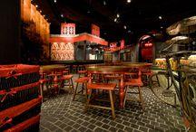 Interiors | Restaurants