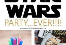 Lukes Star Wars party...(again)