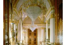 Interiors of Palaces
