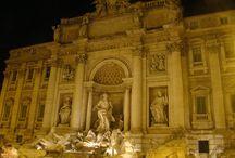 Italia - Fontana di Trevi / Fontana di Trevi