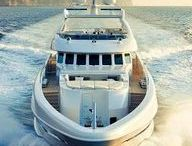 Luxury yachts / Luxusní jachty