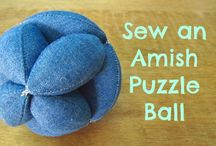 amish ball