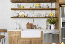 Kitchen / by Ashley Moore