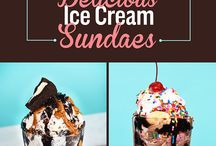 Ice Cream Sundaes