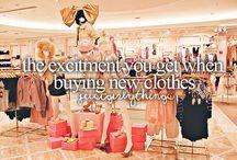 My Style / Basically the closet that I wish I had.... / by Molly Bower