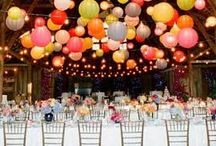 CMA Summer Wedding ideas / CMA specialises in summer weddings Beautiful colourful and elegant ideas for warm summers night .