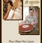 Carteles anunciadores Ferias de Tenerife 2012