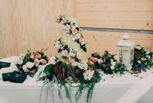 Torták / Szép torták esküvőre