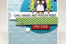 Cards: MFT Chill Winter