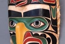 Mask Art File. / Mask inspiration for classes.