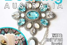 Issue 5, Digital Beading Magazine / Issue 5 of Digital Beading Magazine - 190 pages packed with beaded jewellery projects and interviews with some of the world's best beading designers.