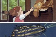 .G / Ghibli Studio
