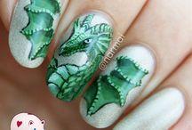Nail Art / Just love nail art.