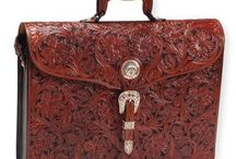 Hand Tooled Leather / by Susie Blackmon