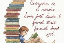 Everyone loves to read / Some people