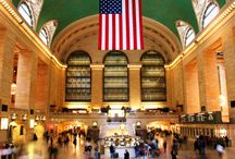 Great architecture / Architecture design that I like from Art Deco buildings like the Empire State Building to the Beaux-Arts Grand Central Station