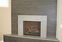 Fireplace / by Rock Rivera