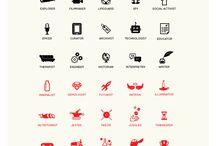 Fonts / Icons / Design Elements